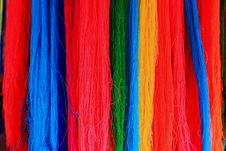 Free Color Threads Royalty Free Stock Images - 24086239