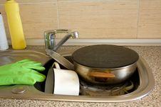 Free Washing Up Stock Photos - 24087823