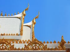 Free Temple Roof Stock Image - 24088761
