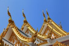 Free Temple Roof Stock Images - 24088804