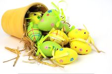 Free Easter Eggs Royalty Free Stock Images - 24088999