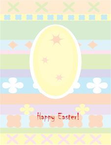 Free Easter Egg Royalty Free Stock Photo - 24089205