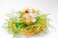 Free Easter Decoration Royalty Free Stock Photos - 24089948
