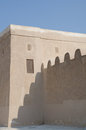 Free Arabic Fort Royalty Free Stock Photo - 24090375