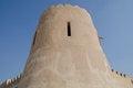 Free Arabic Fort Royalty Free Stock Photo - 24090525