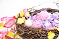 Free Easter Eggs Stock Photos - 24093843
