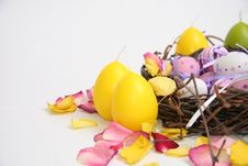 Free Easter Background Royalty Free Stock Photos - 24093858