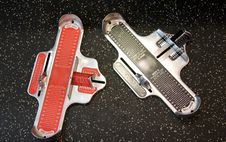 Free The Brannock Device Stock Photos - 24094943