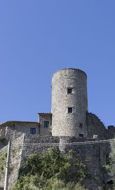 Free Old Castle In La Spezia Royalty Free Stock Images - 24098449