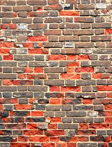 Free Wall Of Brick Stock Images - 2411144
