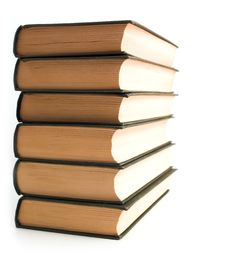 Free Stack Of Books Stock Photo - 2411250