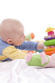 Free Chidren Toys Stock Photo - 2412320
