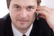 Free Remote Representative Stock Image - 2412391