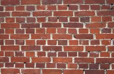 Free Brick Wall Texture Royalty Free Stock Photography - 2412697