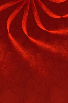 Free Abstract Background - Ribbons Stock Image - 2413481