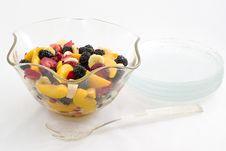 Free Mixed Fruit Salad Stock Image - 2413721