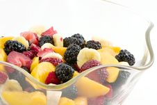 Free Fruit In A Bowl Royalty Free Stock Images - 2413729