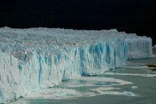Free Patagonian Glacier Stock Photography - 2414312