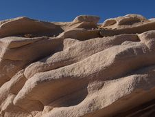 Sandstone Royalty Free Stock Image
