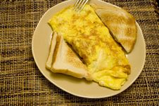 Free Breakfast Meal Royalty Free Stock Photos - 2414938
