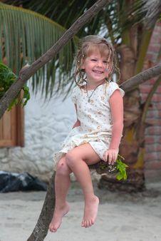 Free Happy Girl Royalty Free Stock Photo - 2415165