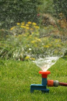 Free Irrigation7 Stock Photo - 2417760