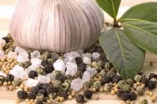 Free Herbs And Spices Stock Photo - 2417870