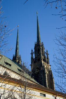 Free Brno - Czech Republic Royalty Free Stock Photos - 2418828
