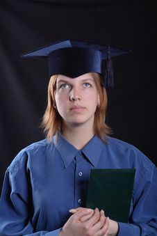 Free Graduation Royalty Free Stock Image - 2418886