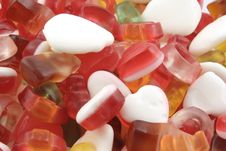 Jelly Sweet Royalty Free Stock Image