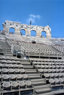 Free Verona - The Roman Arena Stock Image - 2419831