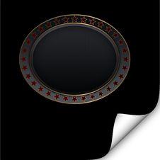 Free Emblem Detail. Royalty Free Stock Images - 24101199