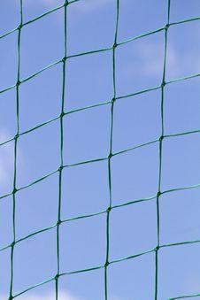 Free Beach Ball Net Royalty Free Stock Photos - 24101318