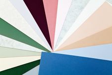 Free Color Papers. Stock Photo - 24102240