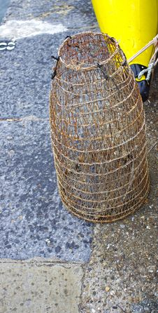 Free Lobster Pot Stock Photos - 24107753