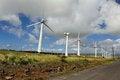 Free Old Ruined Windmills On Big Island, Hawaii Royalty Free Stock Image - 24116916