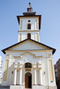 Free Beautiful Orthodox Church In A Romanian Town Royalty Free Stock Photography - 24117867