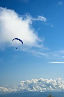 Free Paraglider Stock Images - 24114284