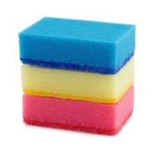 Free Sponges Royalty Free Stock Photos - 24115398