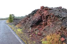 Free The Never Sleeping Kilauea Volcano Royalty Free Stock Image - 24116896