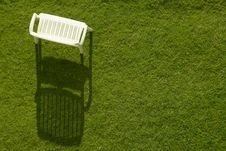 Free Chairs Set Royalty Free Stock Photography - 24117327