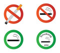 Free No Smoking Stock Photography - 24129082