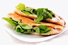 Free Sandwich Par Royalty Free Stock Photo - 24120475