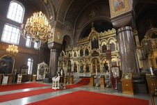 Free Orthodox Temple Stock Images - 24123734