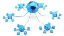 Free Network Concept Stock Images - 24129954