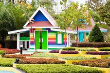 Free Colourfull Home And Garden Stock Images - 24129984