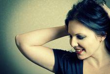 Free Beautiful Woman Portrait Stock Photos - 24131363