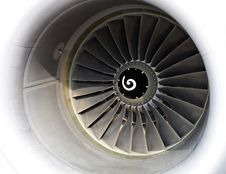 Free Aircraft Engine Royalty Free Stock Photos - 24132508