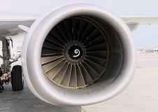 Free Aircraft Engine Stock Photos - 24132843