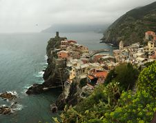 Free Vernazza, Cinque Terre Stock Image - 24135721